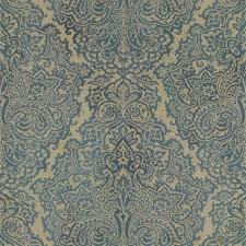 Aurelia Peacock Blauw Groen Goud 110643 De Mooiste Muren