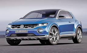 new car launches april 2014VW to launch TRoc in US in 19