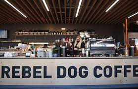 This location, unlike any other, operates both as a coffee shop and a tavern. Photos Rebel Dog Coffee Co East Hartford Hartford Courant