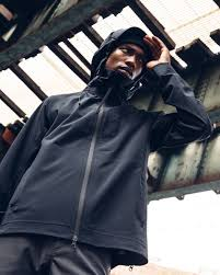 Outlier Introduces Technical Jacket With Aerobrane