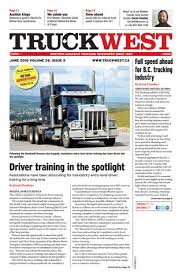 Truck West June 2018 by Annex Business Media - issuu
