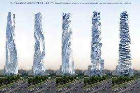 10 most famous architecture buildings. Modren Buildings Bamboo Leaf For Dynamic Architecture U201e All Rights Reserved To Dr David  Fisher For 10 Most Famous Buildings