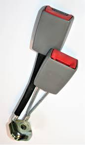 image is loading vw passat b5 rear back seat belt buckle