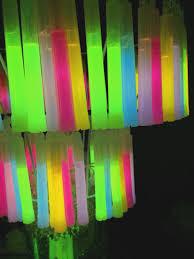 glow stick chandelier diy glow sticks glow sticks