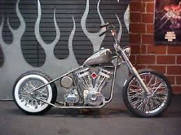 bobber rolling chassis american chopper harley hot rod old school
