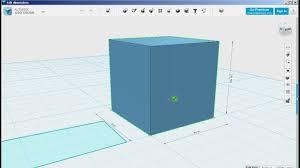 123d Design Measure 123d Design Edit Dimensions Of A Sketch And Solid