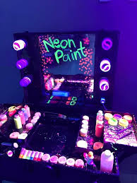this is a good idea if you want have a little spot to the neon make