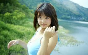 Teens japanese girl with nice