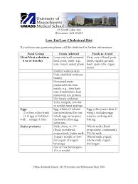 Dietitian Chart Low Fat Diet Chart 2 Free Templates In Pdf Word Excel