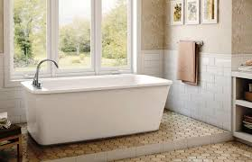 one piece tub surround menards clawfoot