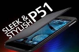 Panasonic launches P51 with quad-core ...