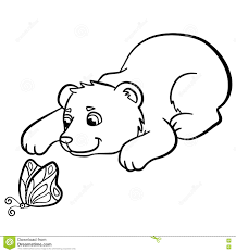 Small Picture Baby Wild Animals Coloring Pages Coloring Pages