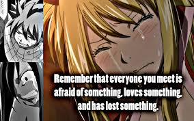 Fairy Tail Love Quotes Extraordinary Lucy48 By Xelascarlet On DeviantArt