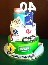 Birthday Cake Male 40th Birthday Cakes For Him Funny Birthday Cakes