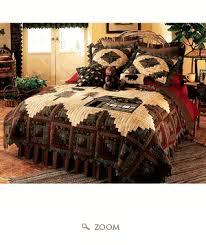 Northwoods Quilt Throw | Log Home Bedding | Pinterest | Quilted ... & Northwoods Quilt Throw Adamdwight.com