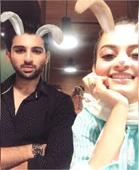 images for everyone obsessed aiman khan and muneeb butt  nobody s safe from snapchat filters not even aiman and muneeb