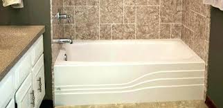 bathtubs bathtub surrounds in canton tub and sterling tubs acrylic chea
