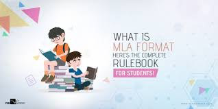 Mla Format 2019 What Is Mla Format Heres The Complete Rulebook For Students