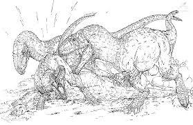 1001 Kleurplaten Dieren Dinosaurus Dinosaurus Kleurplaat