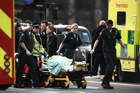 islam must not be blamed for terrorism css islamic studies pace london england 22 a member of the public is treated by emergency
