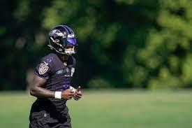 Ravens QB Lamar Jackson tests positive ...
