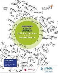 wjec eduqas gcse english literature