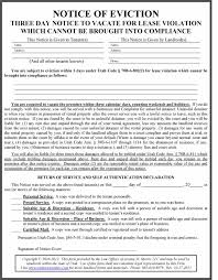 Lease Violation Form Utah Eviction Law Lease Violations