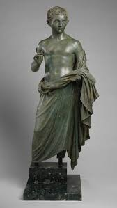 the julio claudian dynasty b c a d essay heilbrunn bronze statue of an aristocratic boy