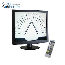 Us 760 41 19 Inch Optometry Lcd Eye Chart Philips Monitor Speedy Switch True Color Lcd Vision Charts Cm1800 In Instrument Parts Accessories