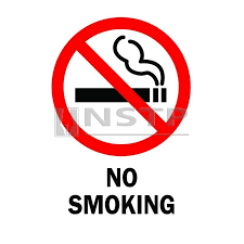 No Smoking Signage Minister Has No Power To Paste No Smoking Signs In Parliament