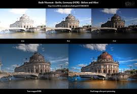 hdr photography before after. Contemporary Before Beforeandafter Comparison Of An HDR Image Showing The Bode Museum In  Berlin With Hdr Photography Before After O
