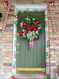 Candy Cane Lane Decorations Attractive Christmas Door 60 Welcome To Candy Cane Lane Door 25