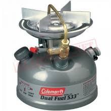 <b>Бензиновая горелка</b> Coleman Dual Fuel 533