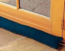 sliding glass door draft stopper patio outdoor within designs 14