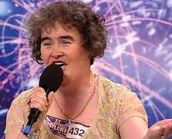 "Updated with new birth date and time. The You Tube video of Susan Boyle's audition for ""Britain's Got Talent"" has become a sensation all over the world. - susan-boyle"