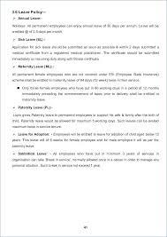 12 13 Samples Of Maternity Leave Letter Developersbestfriend Com