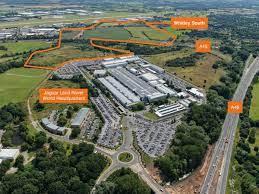 Jaguar Land Rover Set For Huge Expansion At This Midlands Base Birmingham Live