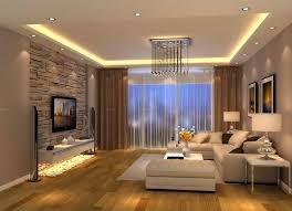 Living Room Modern Interior Design Concept