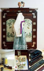 traditional korean furniture. Hanbok Designer Kimyoungseok\u0027s House : Traditional Korean Furniture And O