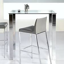glass bar table glass bar table in clear glass top bar table and chairs
