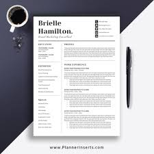 Good Font Modern Resume 2020 Unique Resume Template Professional Cv Template Cover Letter Modern Creative Resume Best Selling Resume Word Resume Job Winning Resume