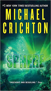 michael crichton an overview of his work science fiction hq