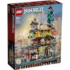 LEGO Ninjago Legacy - Die Gärten von Ninjago City - 71741