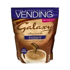 Vending Machine Hot Chocolate Interesting Galaxy Vending Machine Chocolate 48x48g Office Barista