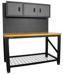 Custom Metal Cabinets Custom Black Metal Garage Cabinet Storage With Hooks Combined With