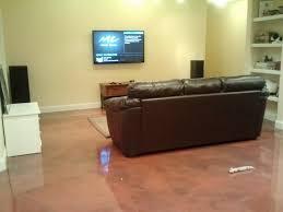 basement floor paintBasement Floor Coatings  Basement Floors  Stronghold Floors