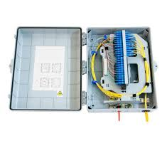 Osp Fiber Osp Enclosure Up To 96 Fiber W Splicing Cable Management