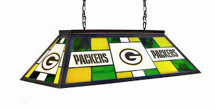 green bay packers imported 40 in lamp