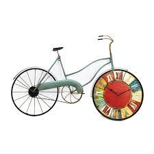 Lightseieu American Style Retro Wohnzimmer Schlafzimmer Fahrrad