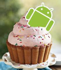 Cup Cake ( Android 1.5 )